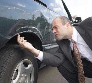 Fahrzeugschäden beim Verkehrsunfall - Was ist zu beachten?